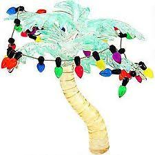 palm tree ornament ebay