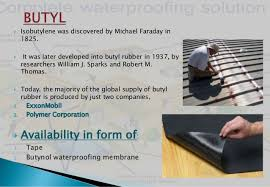 Global Basement Waterproofing by Waterproofing Copmound