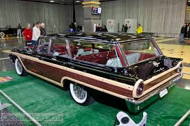 Country Classic Cars - mcacn 1961 ford country squire station wagon classic cars