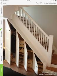 coat closet under stairs how to make traps pinterest