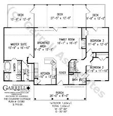 ranch style floor plans open ranch style house open floor plan best of floor plans for cottage