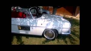 renault caravelle renault caravelle 1963 youtube