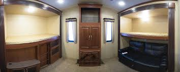 adding cabinets to the rv u0027s bunk house