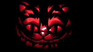 cheshire cat pumpkin carving d youtube