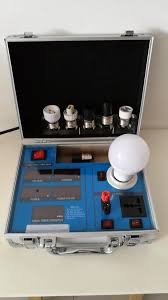 power factor for lighting load lighting demo case with led power power factor test and display
