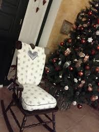 cuscini per sedia a dondolo cuscino sedia a dondolo lavanda coccole country
