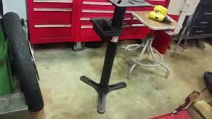 review of harbor freight bench grinder pedestal 68321 part 2 of
