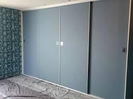 Wohnzimmerschrank Mit Schiebet Einbauschrank Mit Rahmenlosen Schiebetüren In Hamburg Eppendorf