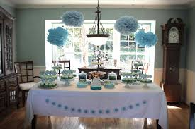 baby shower decoration ideas with streamers with streamers for