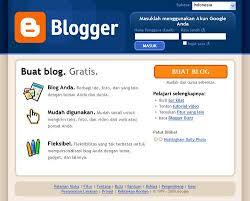 cara membuat blog yang gratis cara membuat blog gratis