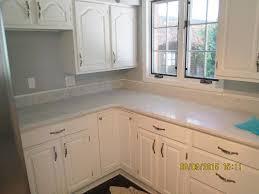 granite countertop all style cabinets backsplash accent tile