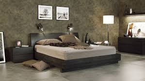 Bedside Floor Lamp Bedroom Terrific Decoration Using Grey Wooden Bedside Table Also