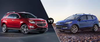 Ford Escape Colors 2016 - chevy equinox vs ford escape new cars richmond jack burford