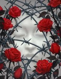 ضاع الورد بزحمه الشوك