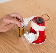 stripped down motor electricity u0026 magnetism science activity