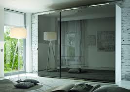 Schlafzimmerschrank Fernsehfach Staud Media Schwebetürenschrank Spiegel Glasfront Mit 3er