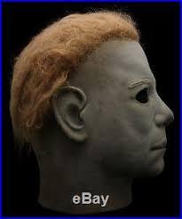 michael myers halloween ii mask kh dw 18 mint condition