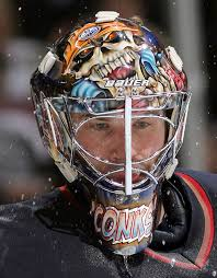 scariest masks scariest goalie masks in nhl history si