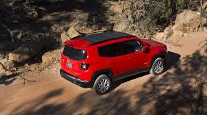 jeep renegade 2015 jeep renegade first drive autoweek