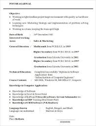Resume Outlines Examples by Resume Samples For University Students Best Resume Collection