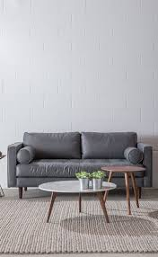 23 best gray apartment style images on pinterest grey sofas mid