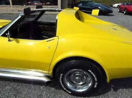 1976 corvette yellow 1976 yellow corvette 4spd rod