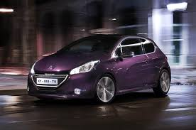 peugeot pink peugeot 208 xy revealed in production guise u2013 speed carz