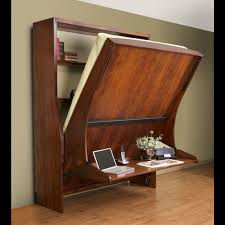 Hidden Desk Bed by What A Wonderful Space Saving And Artistic Idea Furniture