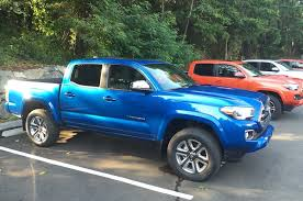 Tacoma Redesign Pickup Truck Carlease Deals