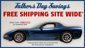 mid america corvette mid america motorworks gives dads a with free shipping offer