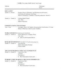 curriculum vitae for graduate template resume recent college graduate sle graduate resume student