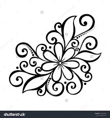 Vase Of Flowers Drawing Beautiful Drawings Of Flowers Beautiful Flower Vase With Flowers