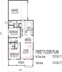 baby nursery single story home plans single story open floor