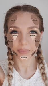 Pretty Witch Halloween Makeup Best 25 Round Face Makeup Ideas On Pinterest Eyeshadow
