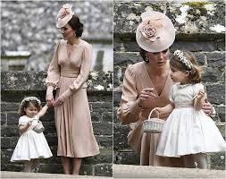 prince george and princess charlotte steal the thunder at pippa