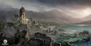 Assassins Creed Black Flag 179 593 Artstation Donglu Yu
