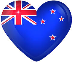 Nee Zealand Flag New Zealand Large Heart Flag Gallery Yopriceville High