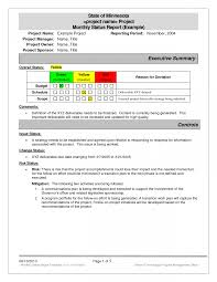 monthly report template ppt project status report form template word construction progress