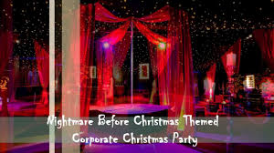 nightmare before christmas party supplies nightmare before christmas themed corporate christmas party