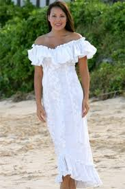 hawaiian wedding dress hawaiian wedding dresses gallery