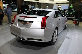 cadillac cts coupe 2009 file 2011 cadillac cts coupe rear jpg wikimedia commons