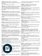 worksheet cae idiomatic expressions idiom leisure