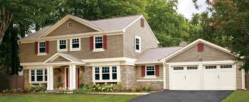 vinyl siding home makeover designed exterior remodeling
