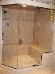 heavy glass shower door showers stillwater glass