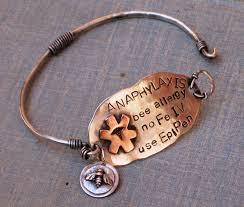 medical id bracelets for women bw silver needing a stylish medical alert bracelet stat