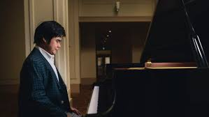 Blind Piano Player Blind Japanese Virtuoso To Tickle Parliament House Ivories For Pm