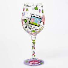 cartoon wine glass cheers wine glasses designs by