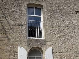 garde corps jardin balcon garde corps ancien pierre et fer forge louis xvi fer