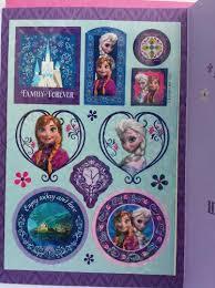 greeting card disney frozen