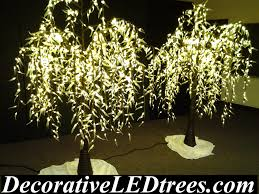 6 5 warm white weeping willow trees with 1 184 led lights 699